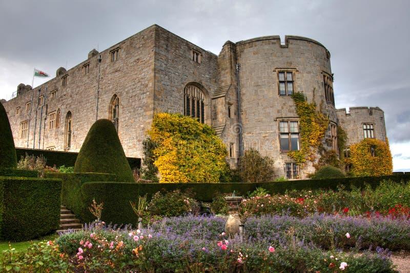 Chirk el castillo fotografía de archivo libre de regalías