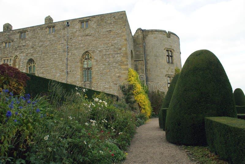 Chirk el castillo en Inglaterra fotos de archivo libres de regalías