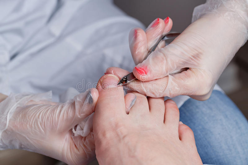 chiropody imagens de stock royalty free