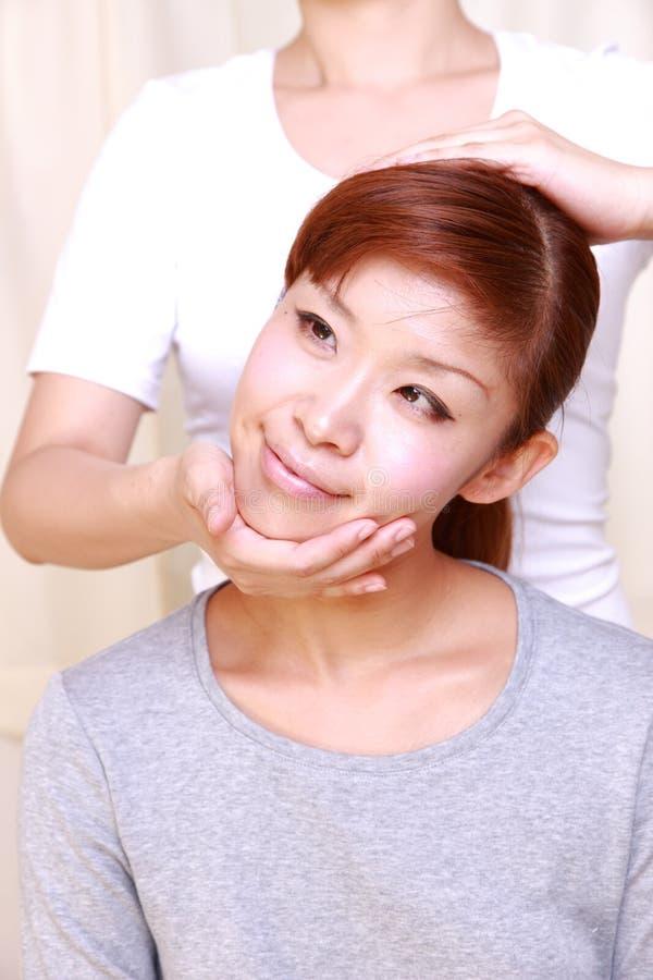 chiropractic immagine stock