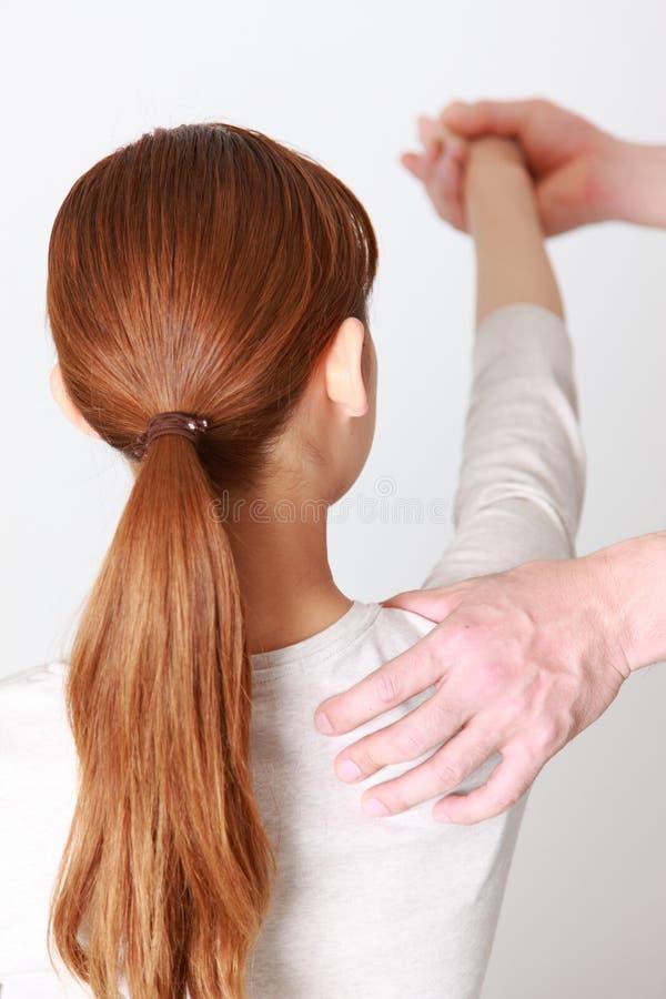 chiropractic immagini stock libere da diritti