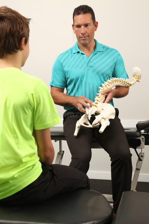 chiropractor fotos de stock royalty free