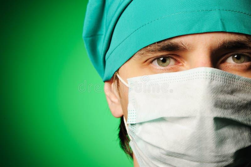 Chirurg stockfotografie