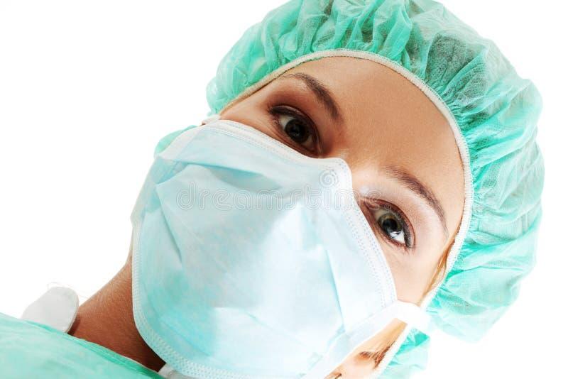 Chirurg stockfoto