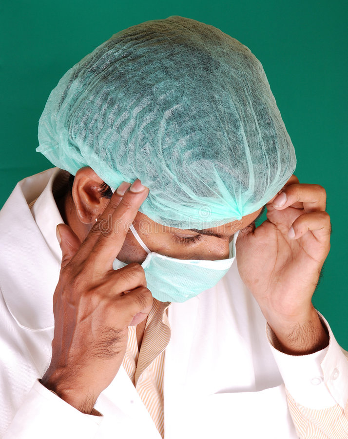 chirurg fotografia royalty free