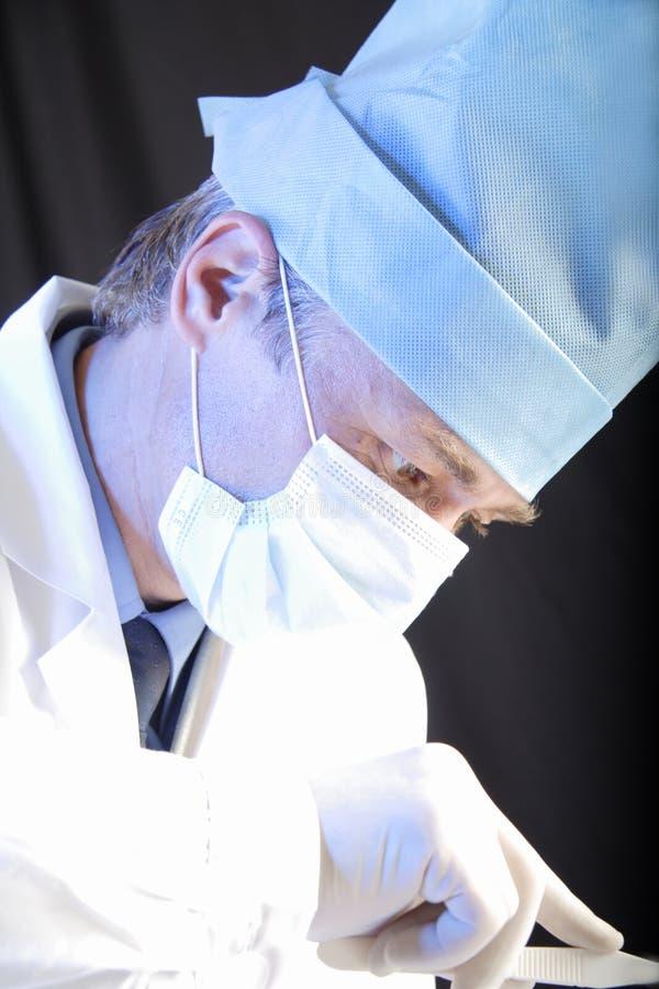 Chirurgia fotografie stock