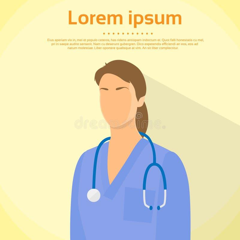 Download Chirurgia Di Verde Di Usura Di Medical Doctor Woman Del Chirurgo Illustrazione Vettoriale - Illustrazione di infermiera, malato: 56881030