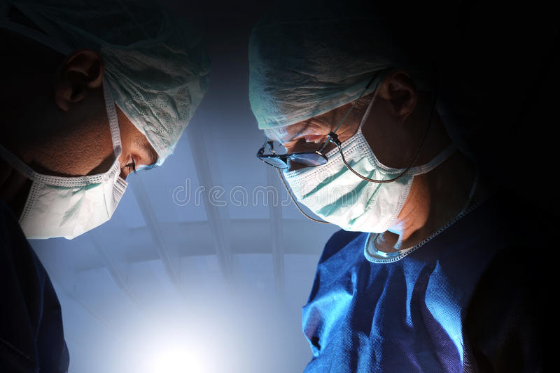 Chirurgie stock afbeelding