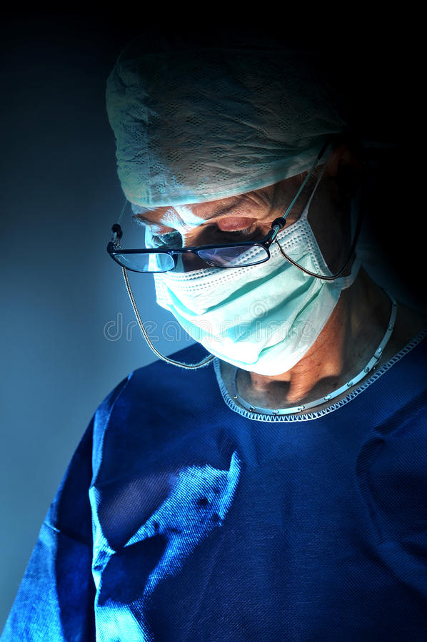 Chirurgie stock fotografie