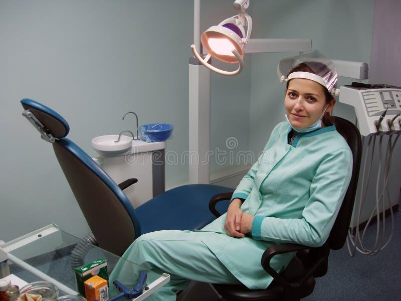 Chirurgie dentaire images libres de droits