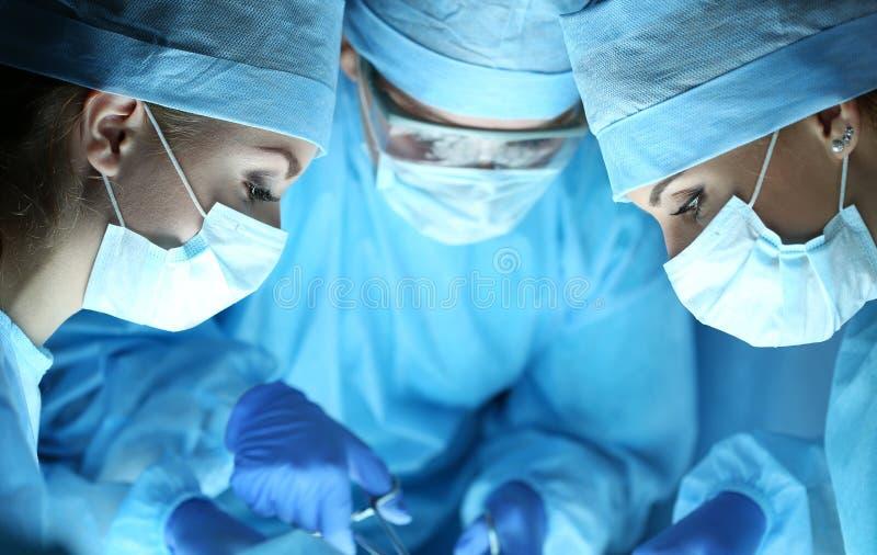 Chirurgie en noodsituatieconcept royalty-vrije stock afbeeldingen