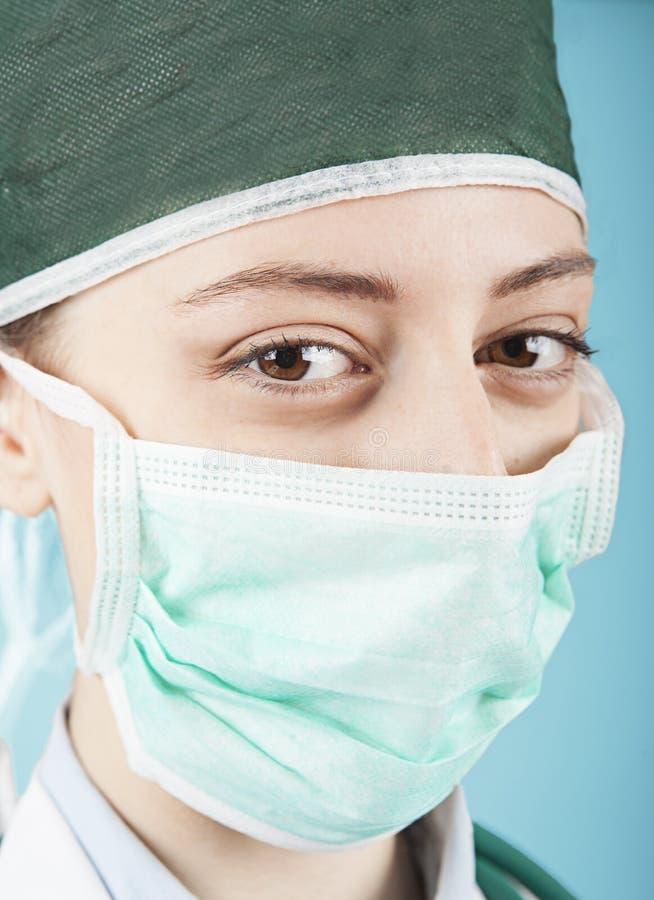 Chirurgmediziner stockfotos