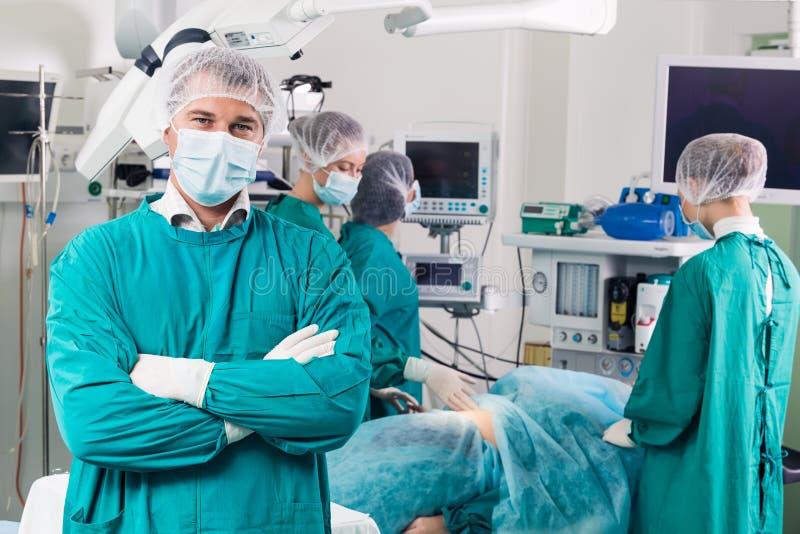 Chirurgo fotografie stock