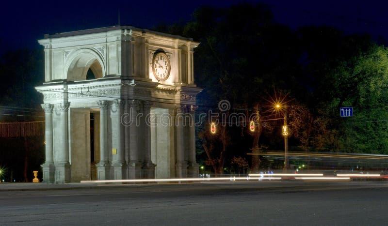 chisinau Μολδαβία στοκ εικόνα