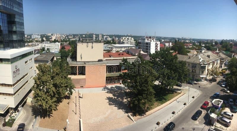 Chisinau, el Moldavia foto de archivo