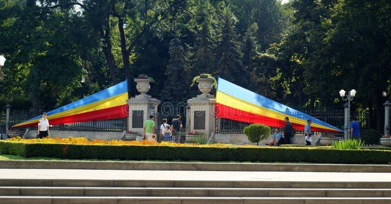 Chisinau l'agosto 2011 fotografie stock libere da diritti