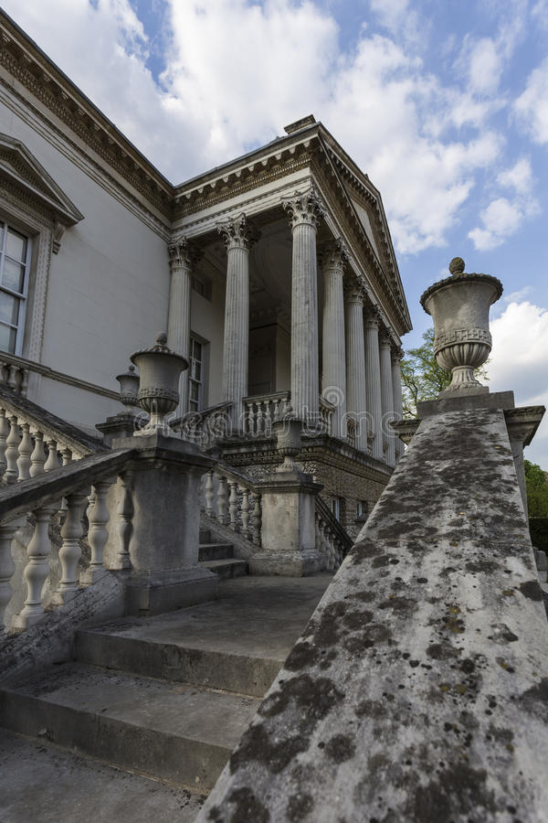 Chiswick House stock photography