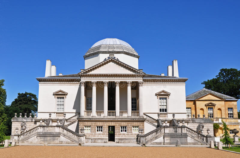 Chiswick House in Sunlight royalty free stock image