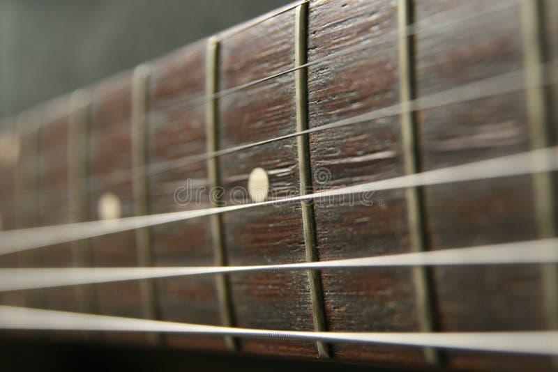 Download Chitarra fotografia stock. Immagine di guitar, fine, brown - 7302948