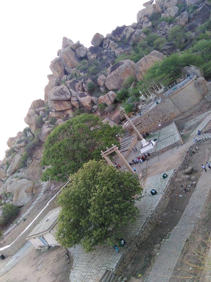 Chitradurga lizenzfreies stockfoto