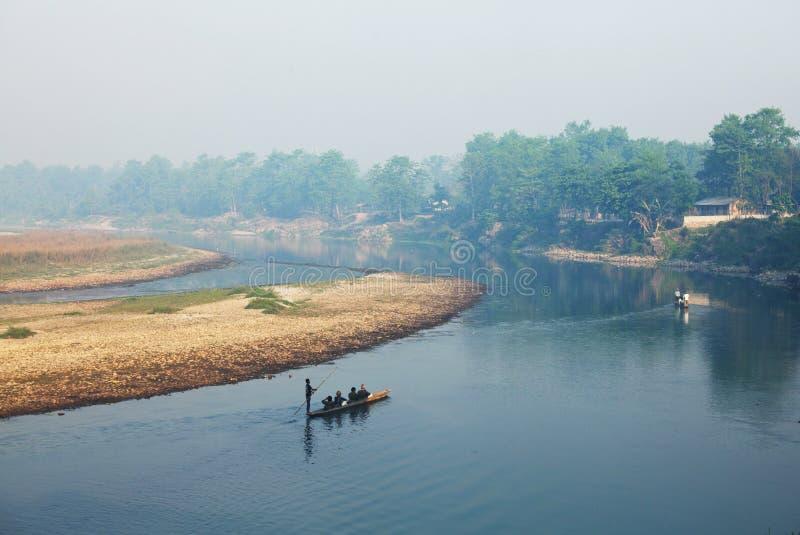 Chitwan arkivbilder