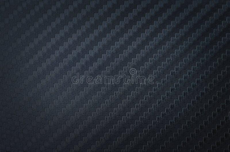 Chiuda su carbonio il Kevlar immagini stock