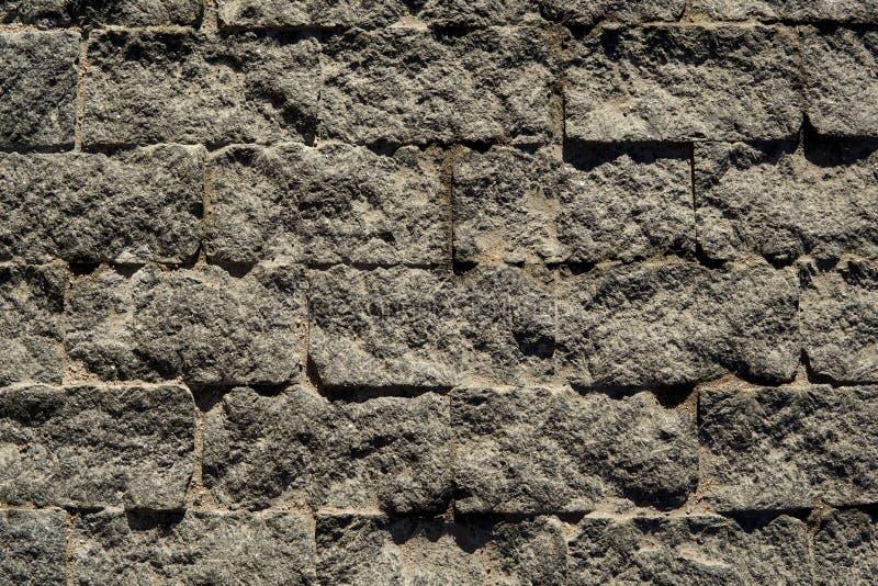 Chiuda su del muro di mattoni immagine stock libera da diritti