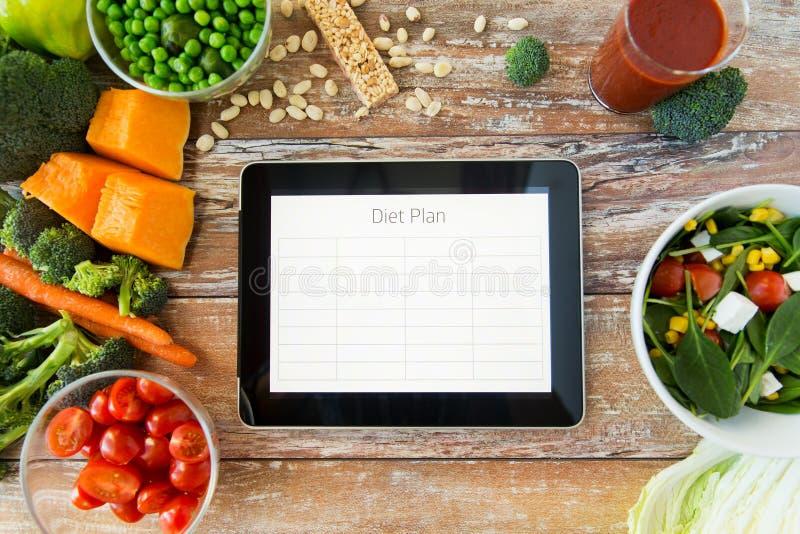 programma di dieta del menu del pc blu