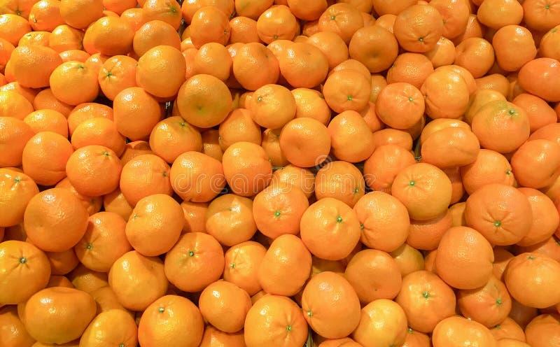 Chiuda su della frutta di alcune arance fotografia stock