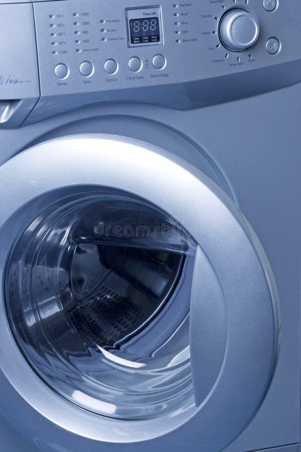 Download Chiuda In Su Di Una Lavatrice Fotografia Stock - Immagine di lavata, famiglia: 3890398