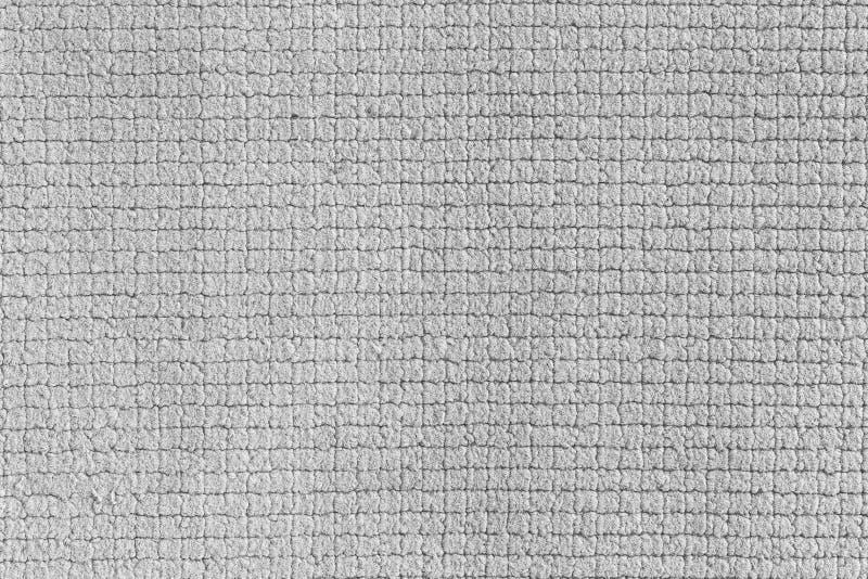 Chiuda su struttura tessuta della corda, uso dello zerbino dei sacchi per fondo immagini stock