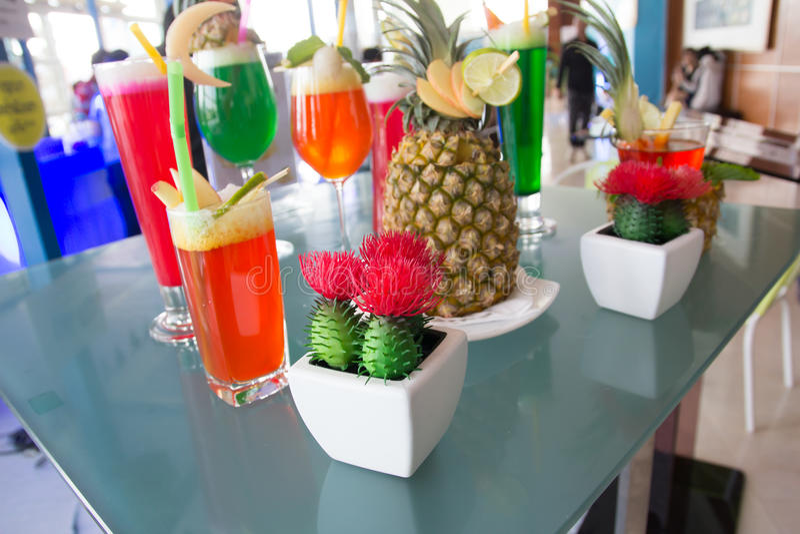 Chiuda sul cactus fotografia stock libera da diritti
