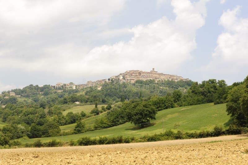 chiusdino Tuscany zdjęcia stock