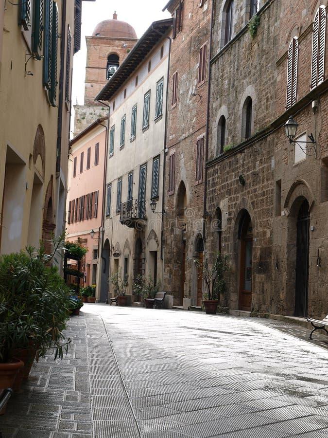 Chiusi, Toscanië royalty-vrije stock afbeeldingen