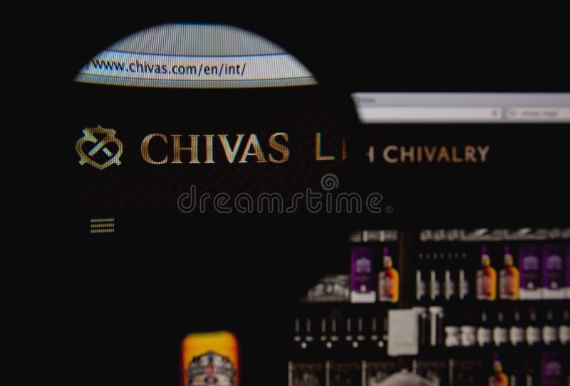 Chivas Regal arkivfoto