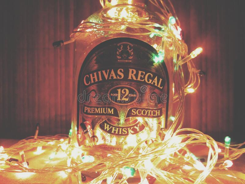 Chivas Regal Premium Scotch Whisky Free Public Domain Cc0 Image