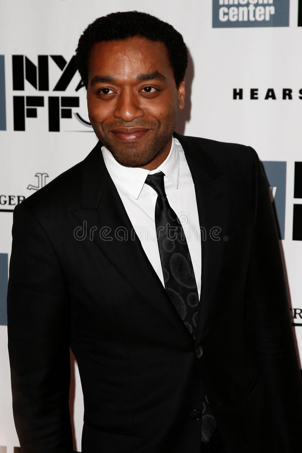 Chiwetel Ejiofor stock photos