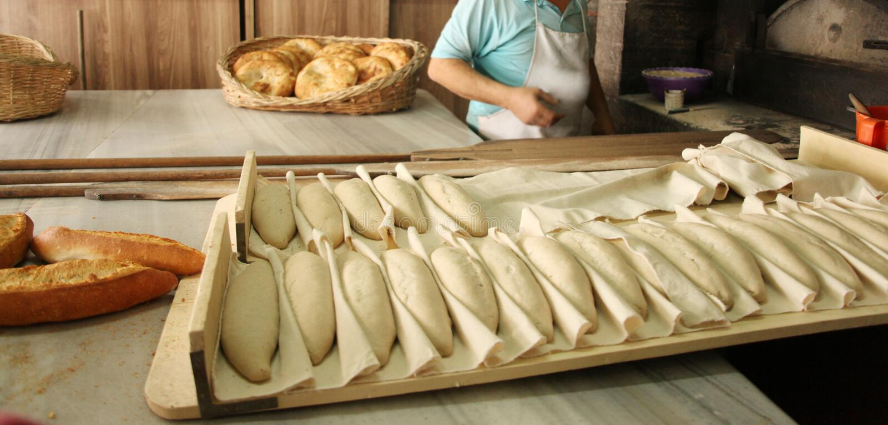 Chleb obrazy stock