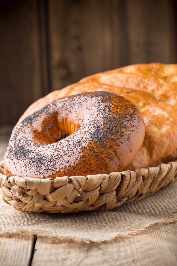 Download Chleb zdjęcie stock. Obraz złożonej z horyzontalny, produkty - 41952008