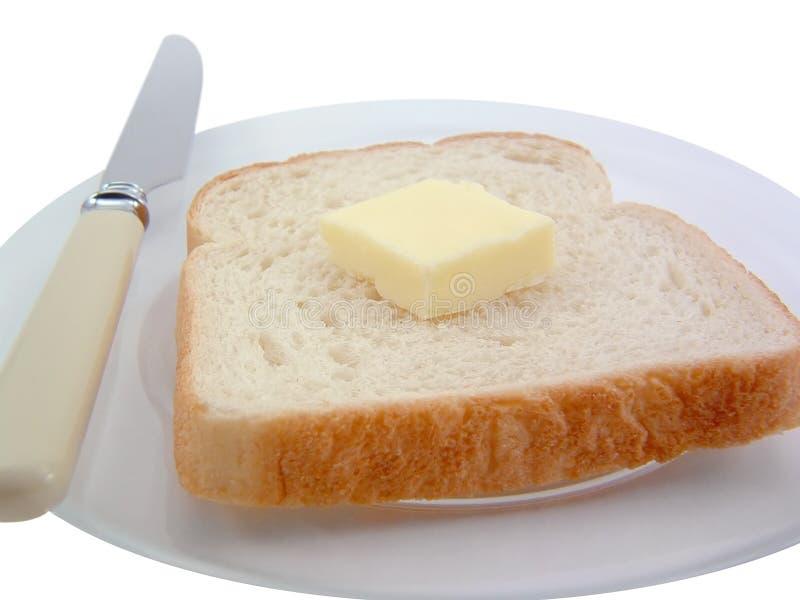 chleb masła obrazy royalty free