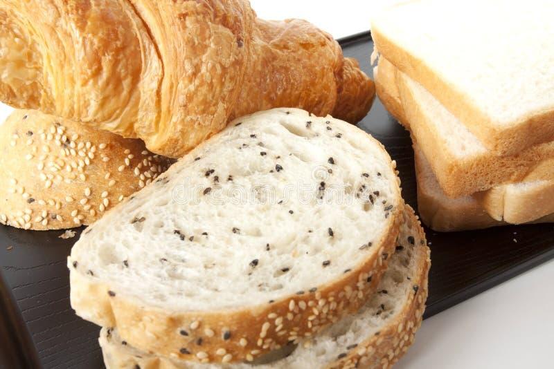 chleb mieszający obraz royalty free