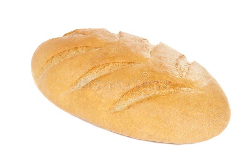 Chleb odizolowywający fotografia royalty free