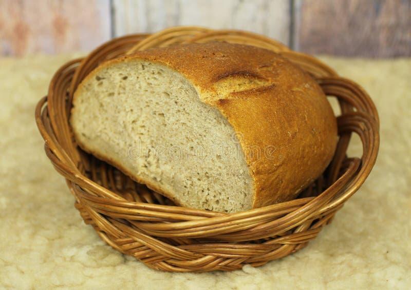 Chleb w łozinowym zatapia obrazy stock