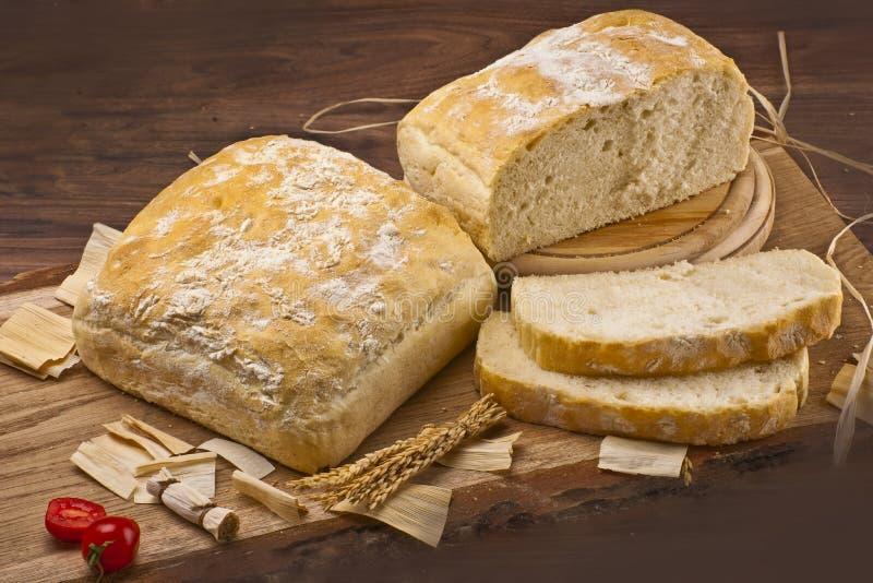 Chleb zdrowy fotografia royalty free