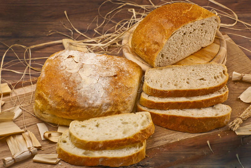Chleb zdrowy obraz stock