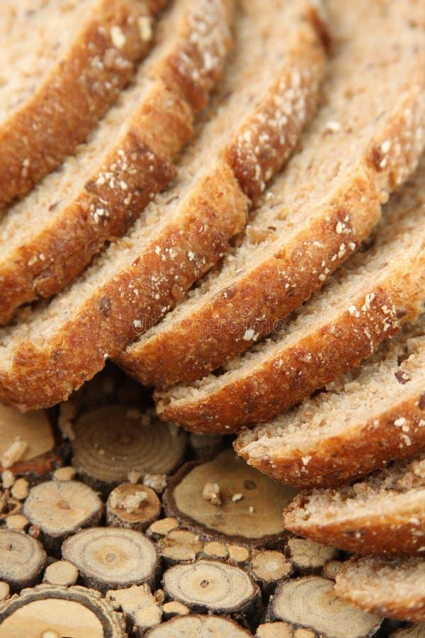 chlebowa adra sześć obraz stock