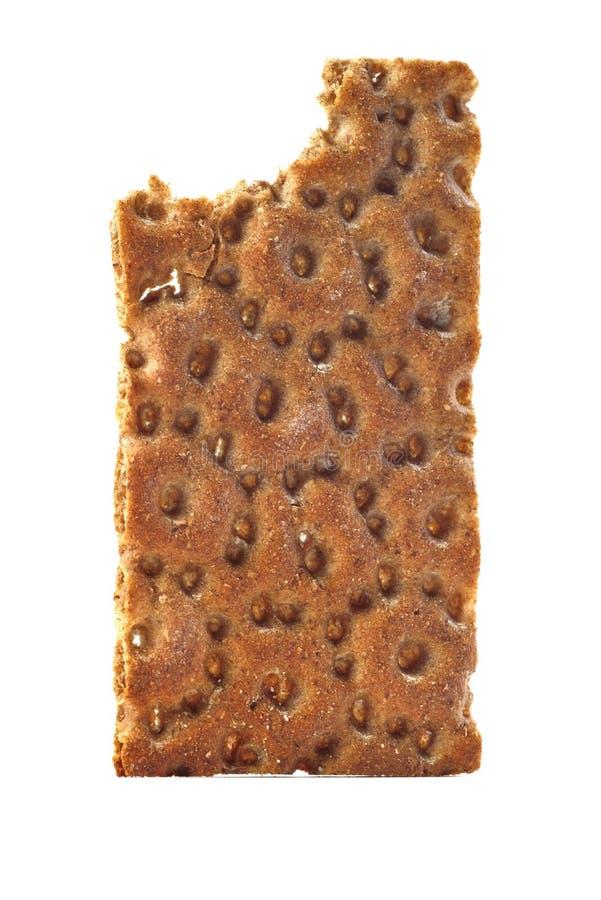 chlebowa chrupiąca dieta fotografia royalty free
