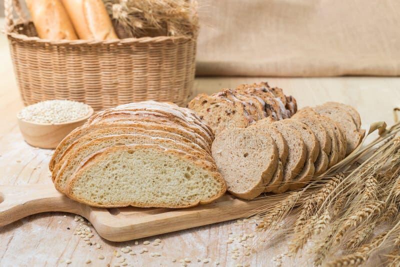 chlebowa odmian obraz stock