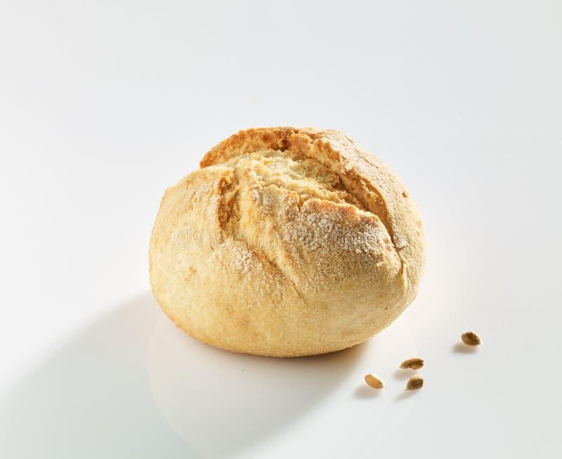 Chlebowa rolka fotografia stock