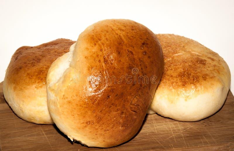 Chlebowa rolka obrazy stock
